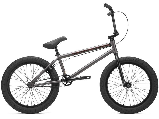 Kink BMX Whip, matte granite charcoal